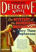 Complete Detective Novel (1928-1935 Teck/Radio-Science/Novel Magazine) Pulp 28