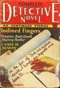 Complete Detective Novel (1928-1935 Teck/Radio-Science/Novel Magazine) Pulp 29