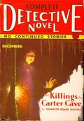 Complete Detective Novel (1928-1935 Teck/Radio-Science/Novel Magazine) Pulp 30