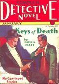 Complete Detective Novel (1928-1935 Teck/Radio-Science/Novel Magazine) Pulp 31