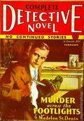 Complete Detective Novel (1928-1935 Teck/Radio-Science/Novel Magazine) Pulp 32