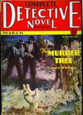 Complete Detective Novel (1928-1935 Teck/Radio-Science/Novel Magazine) Pulp 33