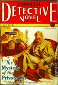 Complete Detective Novel (1928-1935 Teck/Radio-Science/Novel Magazine) Pulp 34