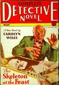 Complete Detective Novel (1928-1935 Teck/Radio-Science/Novel Magazine) Pulp 35