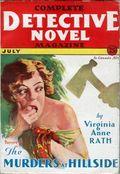 Complete Detective Novel (1928-1935 Teck/Radio-Science/Novel Magazine) Pulp 37