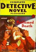 Complete Detective Novel (1928-1935 Teck/Radio-Science/Novel Magazine) Pulp 38