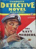 Complete Detective Novel (1928-1935 Teck/Radio-Science/Novel Magazine) Pulp 39