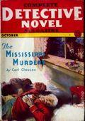 Complete Detective Novel (1928-1935 Teck/Radio-Science/Novel Magazine) Pulp 40