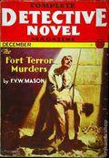 Complete Detective Novel (1928-1935 Teck/Radio-Science/Novel Magazine) Pulp 42