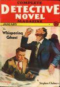 Complete Detective Novel (1928-1935 Teck/Radio-Science/Novel Magazine) Pulp 43