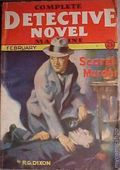 Complete Detective Novel (1928-1935 Teck/Radio-Science/Novel Magazine) Pulp 44