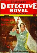 Complete Detective Novel (1928-1935 Teck/Radio-Science/Novel Magazine) Pulp 45