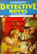 Complete Detective Novel (1928-1935 Teck/Radio-Science/Novel Magazine) Pulp 46