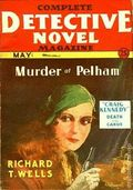 Complete Detective Novel (1928-1935 Teck/Radio-Science/Novel Magazine) Pulp 47