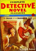 Complete Detective Novel (1928-1935 Teck/Radio-Science/Novel Magazine) Pulp 48
