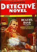 Complete Detective Novel (1928-1935 Teck/Radio-Science/Novel Magazine) Pulp 50