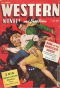 Western Novel and Short Stories (1934-1957 Newsstand-Stadium) Pulp Vol. 12 #2