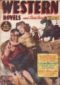 Western Novel and Short Stories (1934-1957 Newsstand-Stadium) Pulp Vol. 12 #4