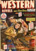 Western Novel and Short Stories (1934-1957 Newsstand-Stadium) Pulp Vol. 12 #5