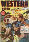 Western Novel and Short Stories (1934-1957 Newsstand-Stadium) Pulp Vol. 12 #6