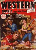 Western Novel and Short Stories (1934-1957 Newsstand-Stadium) Vol. 12 #7