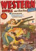 Western Novel and Short Stories (1934-1957 Newsstand-Stadium) Pulp Vol. 12 #8