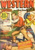 Western Novel and Short Stories (1934-1957 Newsstand-Stadium) Pulp Vol. 12 #10