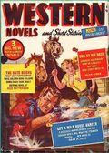 Western Novel and Short Stories (1934-1957 Newsstand-Stadium) Pulp Vol. 13 #1