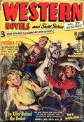 Western Novel and Short Stories (1934-1957 Newsstand-Stadium) Pulp Vol. 13 #2