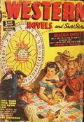 Western Novel and Short Stories (1934-1957 Newsstand-Stadium) Pulp Vol. 13 #4