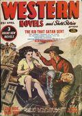 Western Novel and Short Stories (1934-1957 Newsstand-Stadium) Pulp Vol. 13 #6
