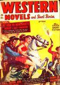 Western Novel and Short Stories (1934-1957 Newsstand-Stadium) Pulp Vol. 14 #2