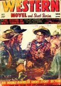 Western Novel and Short Stories (1934-1957 Newsstand-Stadium) Pulp Vol. 14 #4