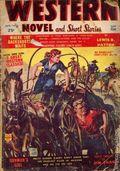 Western Novel and Short Stories (1934-1957 Newsstand-Stadium) Pulp Vol. 14 #5