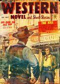 Western Novel and Short Stories (1934-1957 Newsstand-Stadium) Pulp Vol. 15 #1