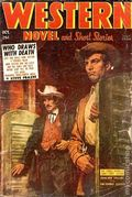 Western Novel and Short Stories (1934-1957 Newsstand-Stadium) Pulp Vol. 15 #2