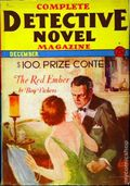 Complete Detective Novel (1928-1935 Teck/Radio-Science/Novel Magazine) Pulp 54