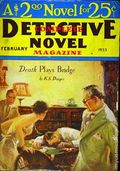 Complete Detective Novel (1928-1935 Teck/Radio-Science/Novel Magazine) Pulp 56