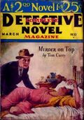 Complete Detective Novel (1928-1935 Teck/Radio-Science/Novel Magazine) Pulp 57
