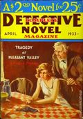 Complete Detective Novel (1928-1935 Teck/Radio-Science/Novel Magazine) Pulp 58