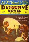 Complete Detective Novel (1928-1935 Teck/Radio-Science/Novel Magazine) Pulp 61