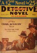 Complete Detective Novel (1928-1935 Teck/Radio-Science/Novel Magazine) Pulp 62