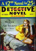 Complete Detective Novel (1928-1935 Teck/Radio-Science/Novel Magazine) Pulp 63