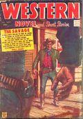 Western Novel and Short Stories (1934-1957 Newsstand-Stadium) Pulp Vol. 16 #1