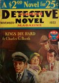 Complete Detective Novel (1928-1935 Teck/Radio-Science/Novel Magazine) Pulp 64