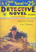 Complete Detective Novel (1928-1935 Teck/Radio-Science/Novel Magazine) Pulp 65