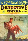 Complete Detective Novel (1928-1935 Teck/Radio-Science/Novel Magazine) Pulp 66