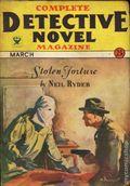 Complete Detective Novel (1928-1935 Teck/Radio-Science/Novel Magazine) Pulp 68