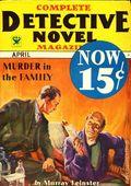 Complete Detective Novel (1928-1935 Teck/Radio-Science/Novel Magazine) Pulp 69