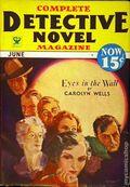 Complete Detective Novel (1928-1935 Teck/Radio-Science/Novel Magazine) Pulp 71